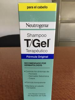 Neutrogena Shampoo T/gel Formula Original Envío Incluido