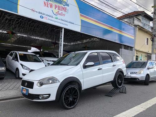 Fiat Palio Weekend 2010 1.4 Trekking Flex 5p