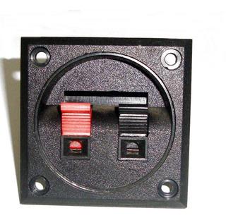 Conector Para Bafle Redondo 2 Conexiones