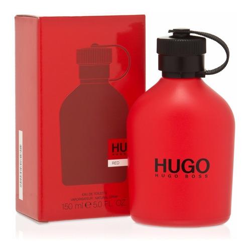 Perfume Loción Hugo Boss Red 150 Ml Or - mL a $999