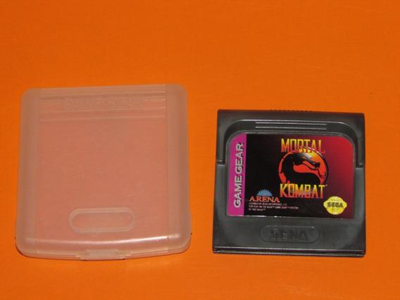 Mortal Kombat Original Sega Game Gear