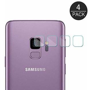 4 Pack Akwox Compatible Samsung Galaxy S9 Protector De Lente