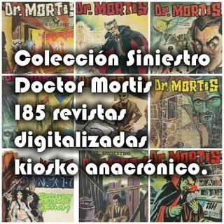 Doctor Mortis 185 Antiguas Revistas Digitalizadas.