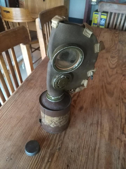 Mascara Antigas Con Filtro