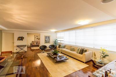 Apartamento No 7º Andar Mobiliado Com 3 Dormitórios E 2 Garagens - Id: 892936260 - 236260