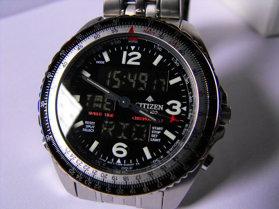 Relógio Citizen Promaster Wingman