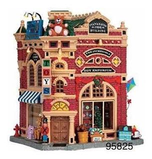 Villas De Navidad Lemax Modelos Surtidos