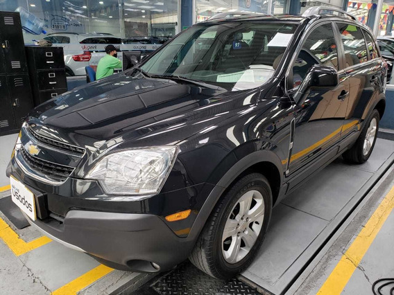 Chevrolet Captiva Sport Ls 2.4 Aut 5p 2014 Hjx882
