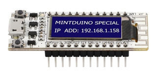 Esp8266 Placa Wifi Arduino 0.91 Oled Display