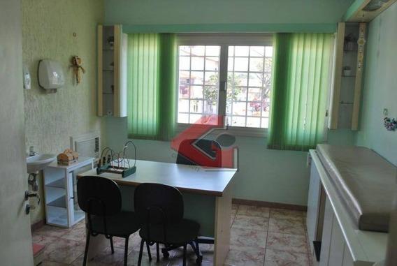 Sala Para Alugar, 32 M² Por R$ 1.300,00/mês - Vila Dusi - São Bernardo Do Campo/sp - Sa0359