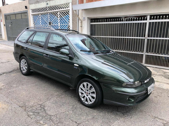 Fiat Marea Weekend 2.4 Hlx 5p 2001
