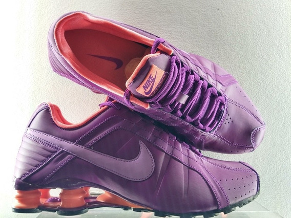 Nike Wmns Shox Junior 454339 502