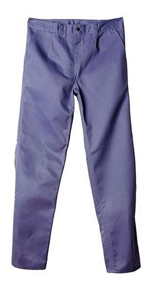 Pantalón Ombu Talle 38 Al 60 Azulino Smg