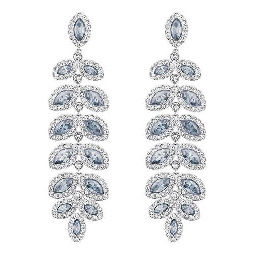 a39c9294d28b Aros Swarovski Crystal Baron Pierced Aros Compreonline