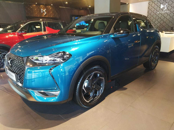 Ds3 Crossback Pure Tech 155cv Be Chic At8 0km