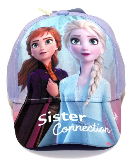 Gorro Frozzen Princesas Disney Original Línea Premium Verano