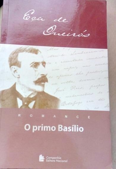 Livro O Primo Basílio Romance