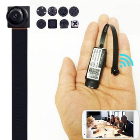 Mini Câmera Segurança Oculto Wifi Sync Puqing Câmera Mt