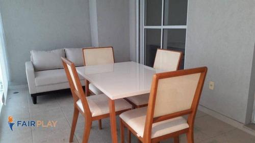 Imagem 1 de 24 de Apartamento Novo 1 Dormitorio Mobiliado  1 Vaga Com Lazer Horizonte Vila Olimpia - Ap4329