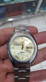 Reloj Orient Automatico Flamante