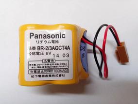 3x Bateria Cnc Br-2/3agct4a A98l00310025 Original Plugmarrom