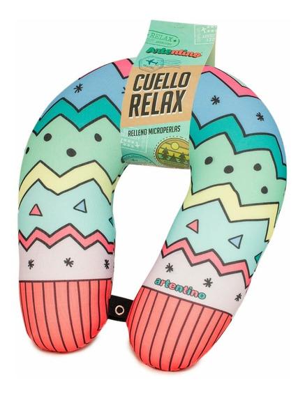 Almohada Cuello Viaje Relax Regalo Pastel Regalo Mujer Niñas