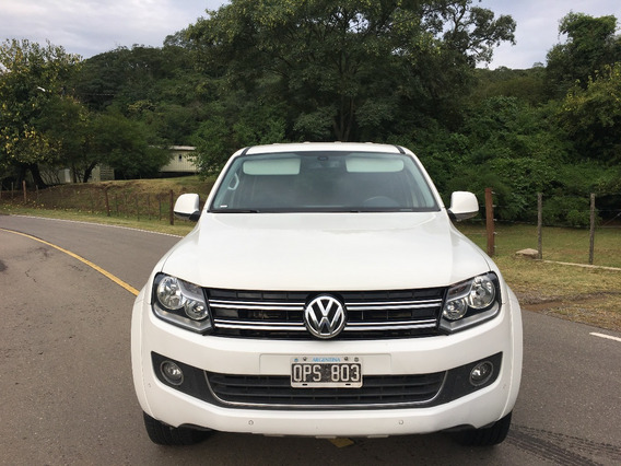 Volkswagen Amarok Highline Pack 4x2 At 2015