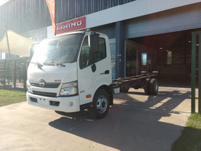 Hino Serie 300 Modelo 816 Largo (para 10 Pallets) Toyota