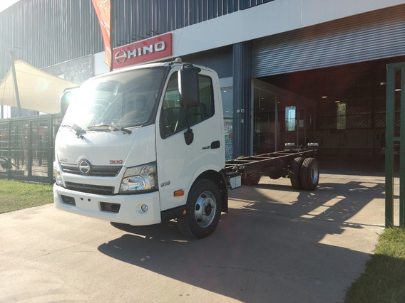 Hino 816 Largo (10 Pallets) Toyota Japón (+ Iva)