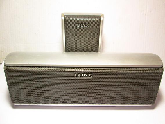 Caixas De Som Sony Mod: Ss-ct51 / Ss-ts51 - Original