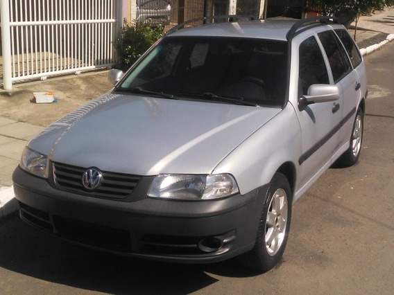 Volkswagen Parati 1.6 City Total Flex 5p 2005