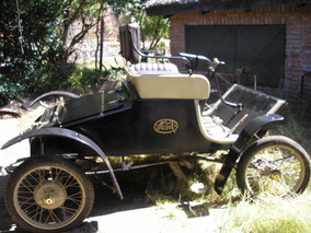 Ford Fiat Old Motor
