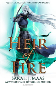 Heir Of Fire - Throne Of Glass 3