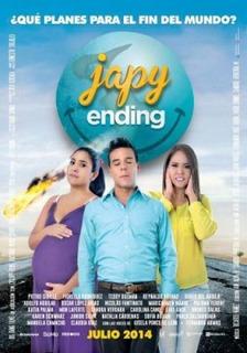 Japy Ending - Dvd Pelicula Peruana, Con Maricarmen Marín