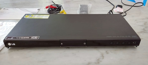 Reproductor Dvd Player LG Dv582h