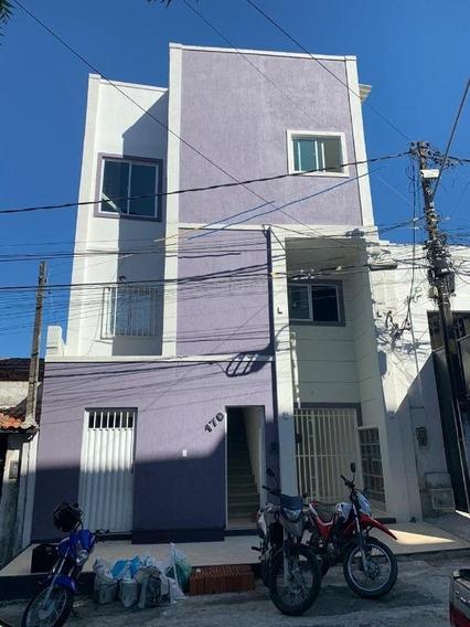 Kitnet Com 1 Dormitório Para Alugar, 20 M² Por R$ 600,00/mês - Joaquim Távora - Fortaleza/ce - Kn0029