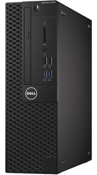 Dell Optiplex 3050 I3-7100 4gb Hd Ssd 240gb Dvd Wind 10 Pro