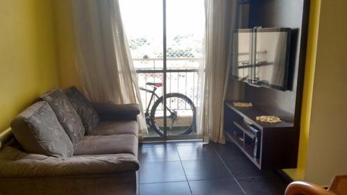 Imagem 1 de 21 de Apartamento À Venda, Vila Carrão, São Paulo. - Ap1772