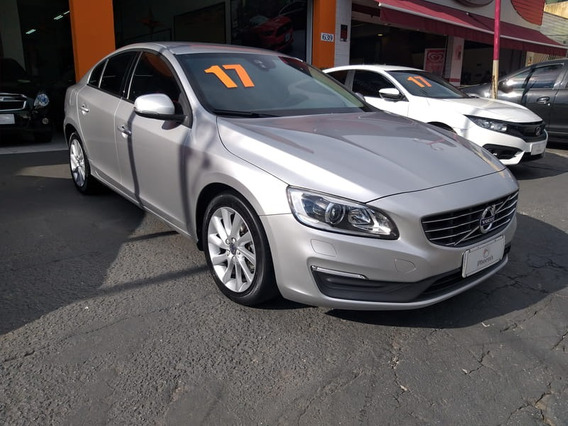 Volvo S60 2.0 Kinetic 16v Gasolina 4p Aut. 2017