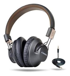 Avantree 40 Horas Wireless Bluetooth 4.1 Auriculares Plegabl