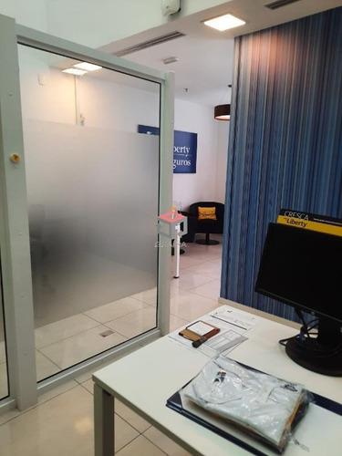 Imagem 1 de 15 de Salão À Venda, Jardim - Santo André/sp - 84230