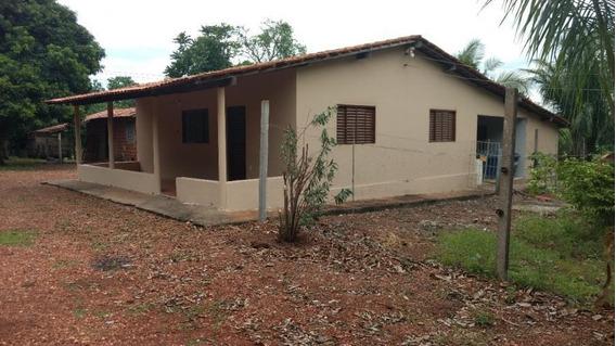 Chácara Para Venda Em Cuiabá, Núcleo Habitacional Sucuri, 3 Dormitórios, 2 Banheiros - 795227