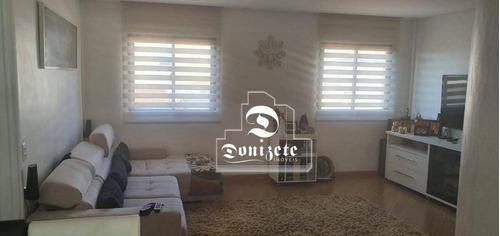 Imagem 1 de 15 de Apartamento Com 3 Dormitórios À Venda, 100 M² Por R$ 560.000,00 - Campestre - Santo André/sp - Ap17199