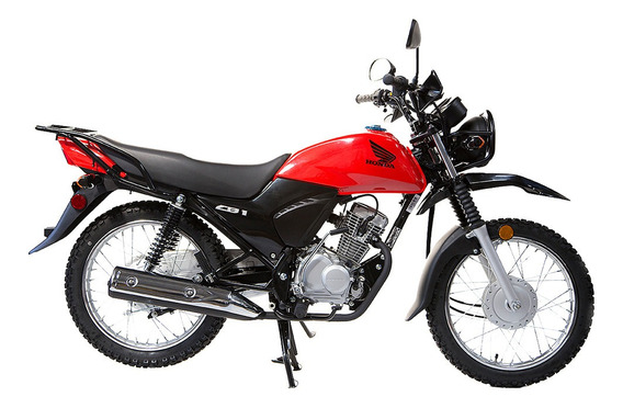 Honda Cb1 Tuf 100% Financiada