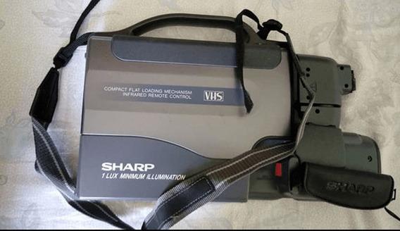 Filmadora Sharp Vhs