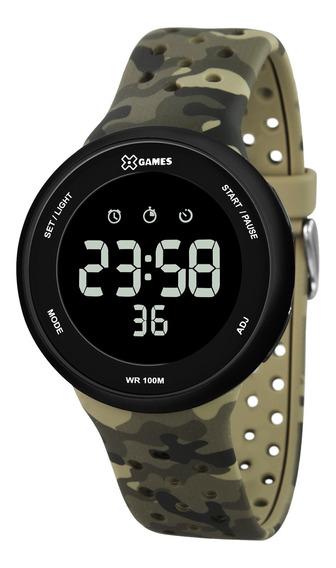 Relógio X Games Masculino Xmppd486 Pxef Preto - Refinado