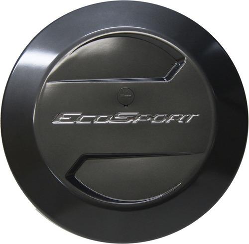 Cubre Rueda Auxiliar Ford Ecosport 13+ Negro Bepo