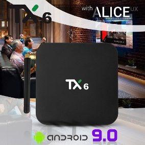 Tx6 2g Ram 16g Internas Android 9.0