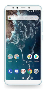 Xiaomi Mi A2 Dual SIM 128 GB Azul