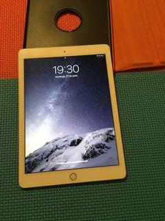 iPad Air 2 Gold - Impecable Estado